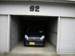 車庫 いらない 証明 自動車 軽